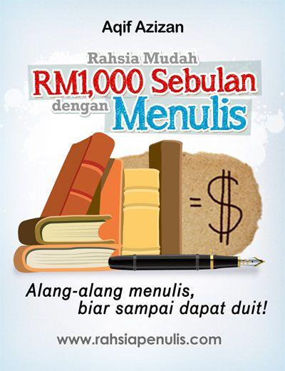 Ebook Malaysia - Rahsia Penulis