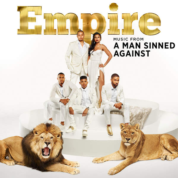 Empire Cast - Empire: Music From 'A Man Sinned Against' - EP Cover