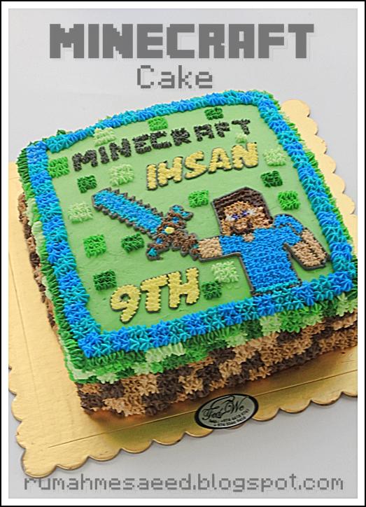 Minecraft Cakes Ideas Joy Studio Design Gallery Best Design