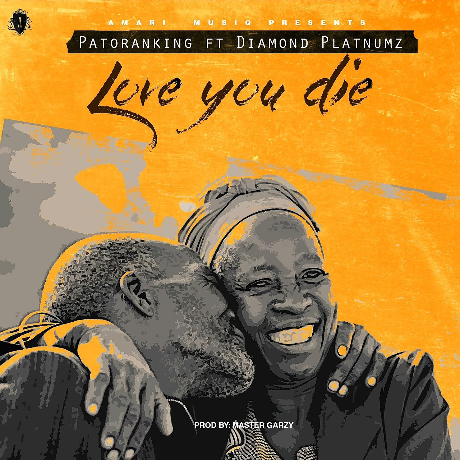 Patoranking Ft Diamond Platnumz – Love You Die |Download Mp3