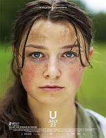 Poster de El atentado del siglo: Utoya