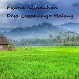 Selayang Pandang Desa Lebakharjo Malang Jawa Timur Sebagai Desa Pramuka