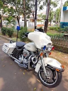 Bursa MOge Harley : Electra police 2009 Np
