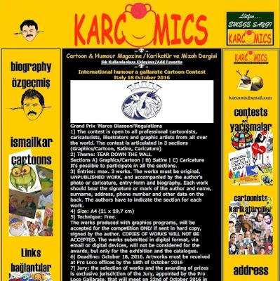 Karcomics Magazine