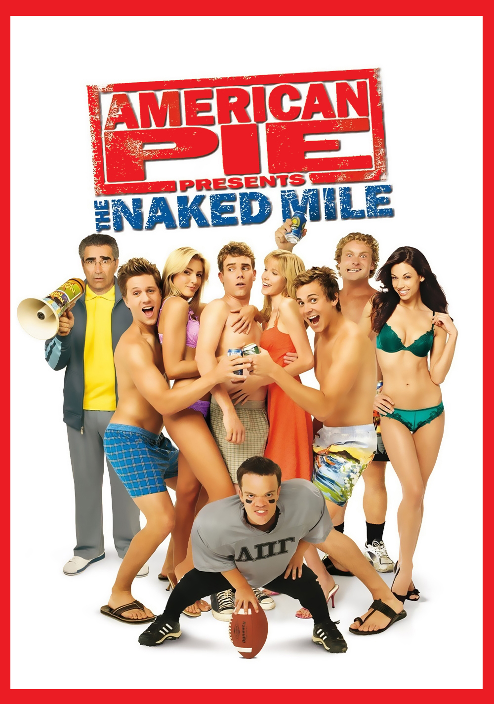 American Pie Presents: The Naked Mile [2006] [DVDR] [NTSC] [Latino]