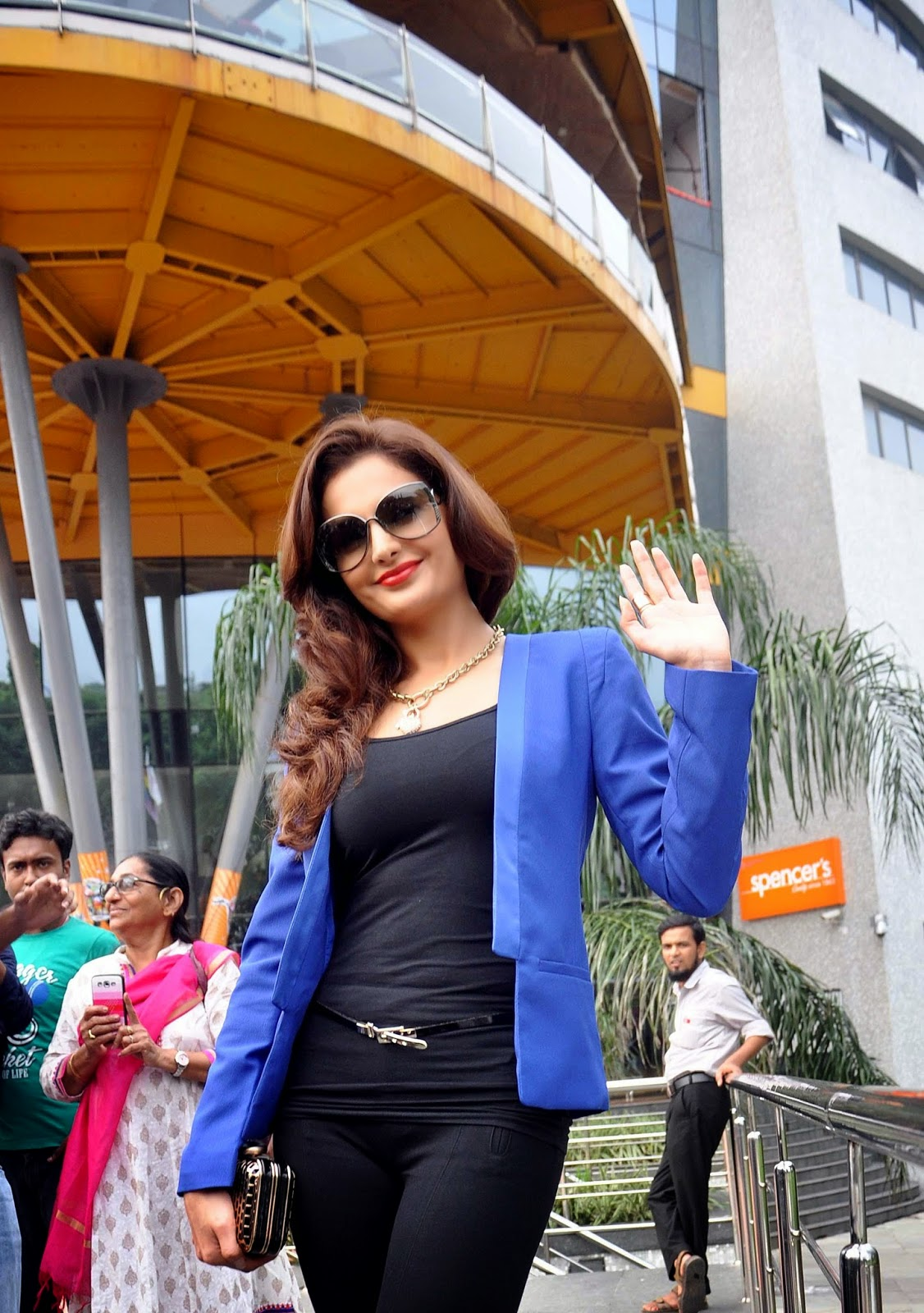 High Quality Bollywood Celebrity Pictures Monica Bedi -1691