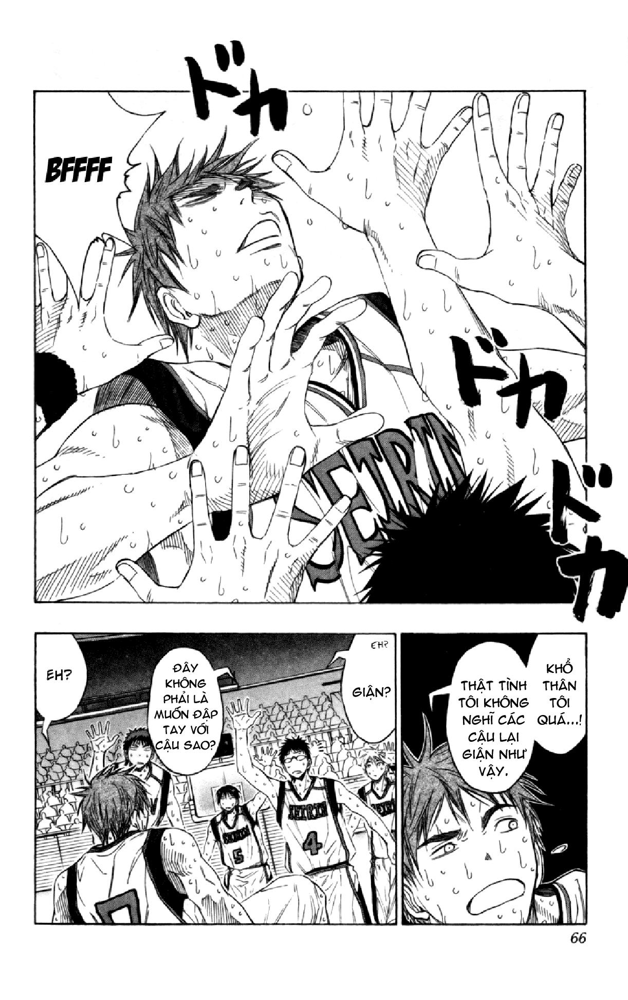Kuroko No Basket chap 093 trang 3