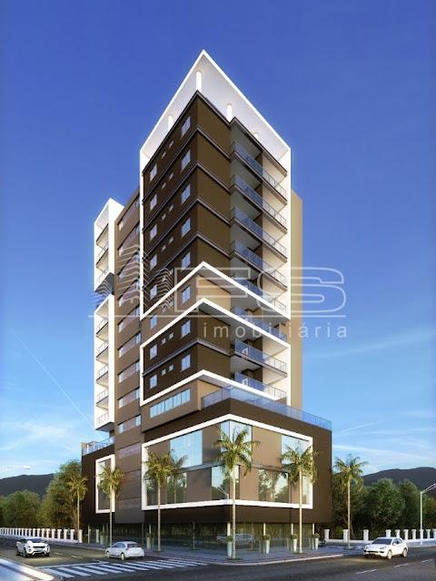 ref: V1787 - Porto Rico Residence - Apartamento 2 suítes - Meia Praia - Itapema/SC