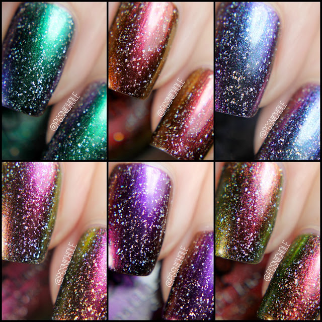 Vapid Lacquer Cosmos Collection • Part Two