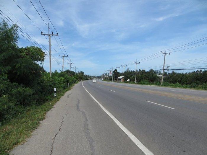 Дорога на Краби