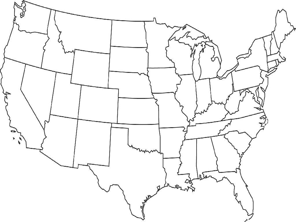 united states image map