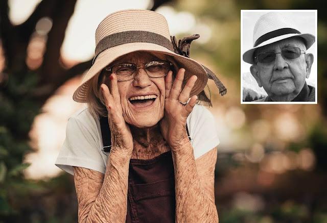 envelhecer alegria sabedoria sorriso ambiente de leitura carlos romero
