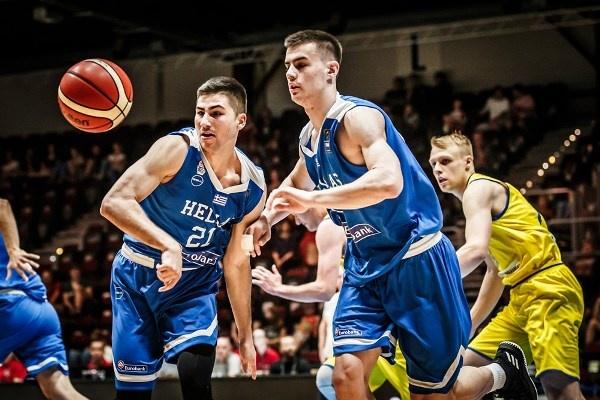 Νέων Ανδρών: Ρουμανία-Ελλάδα 62-92. Καστρίτης: «Σημαντική η πρώτη νίκη»