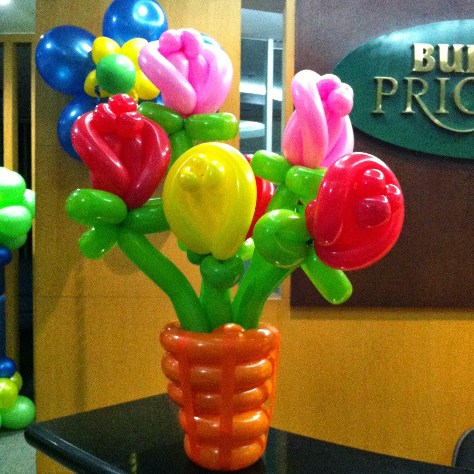 dekorasi balon bank Bukopin