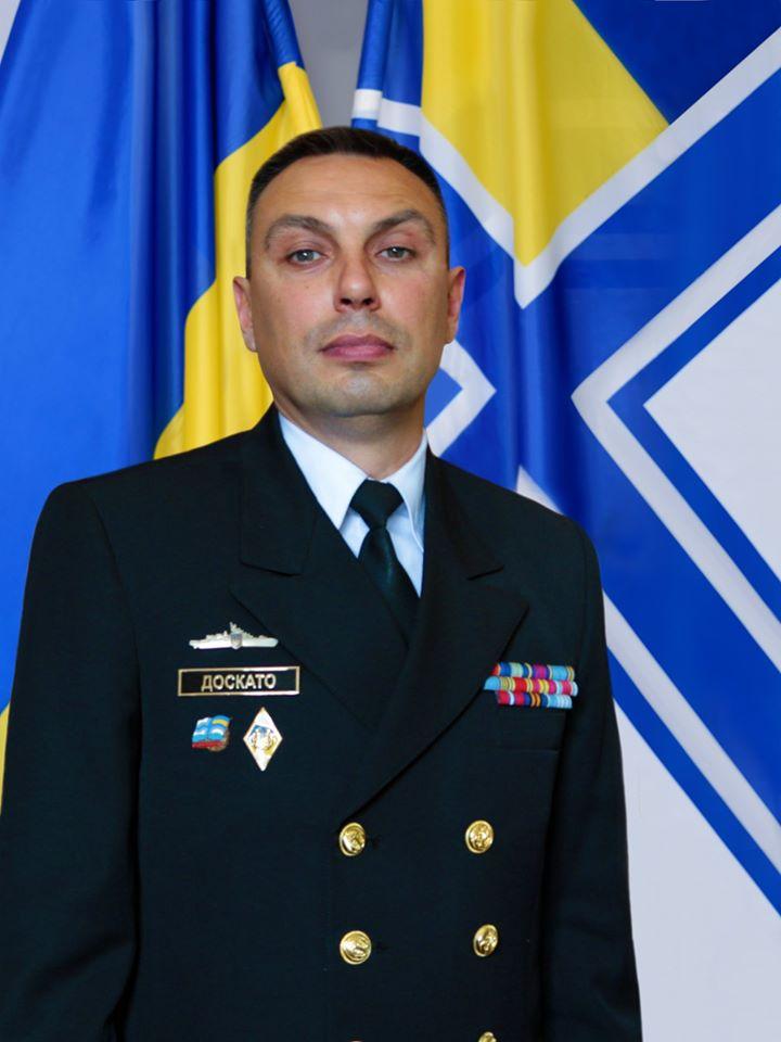 Доскато Командування ВМСУ носить фейкові нагороди від любітелів СРСР