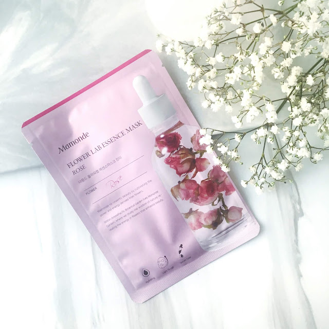 Mamonde Rose Mask