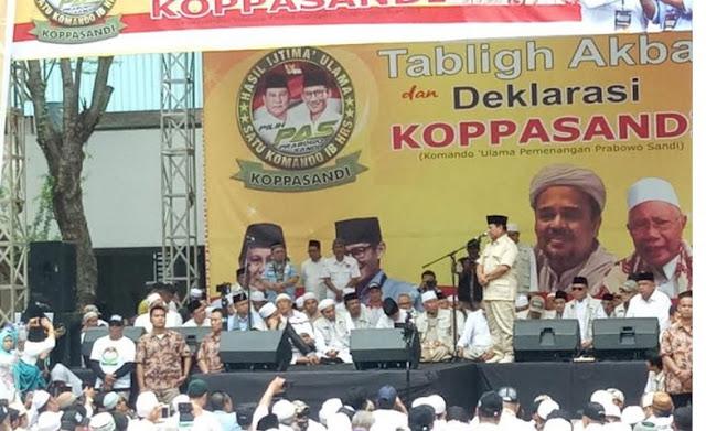 Didukung Koppasandi, Prabowo Kenang Masa Muda di Kopassus