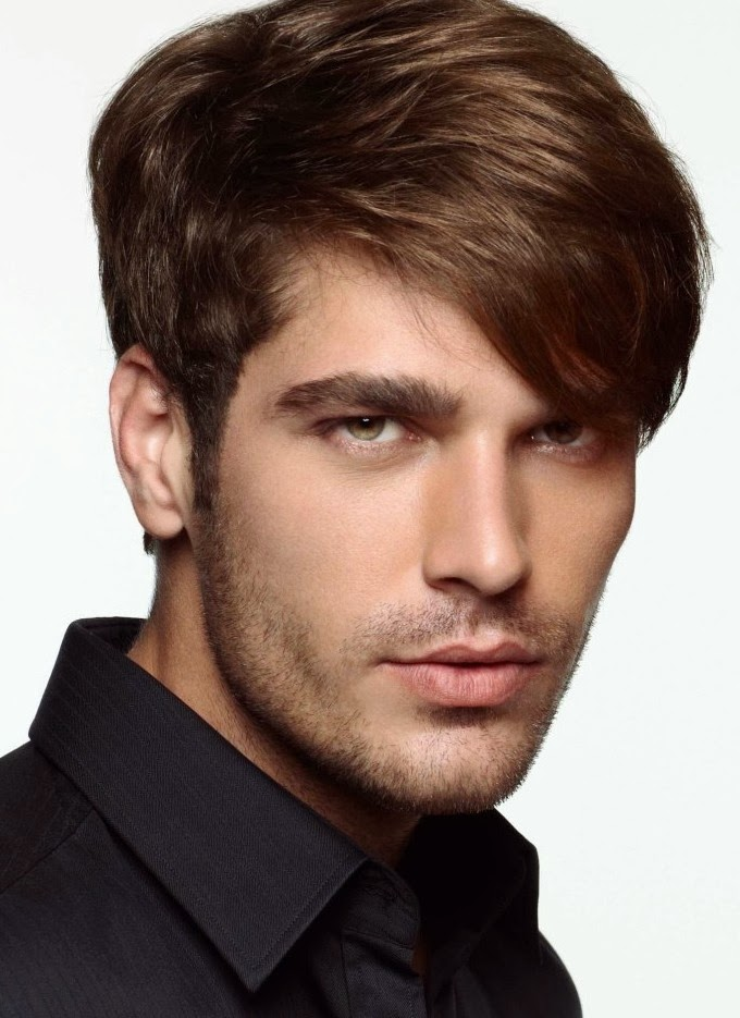 Model Rambut Belakang Pendek Pria