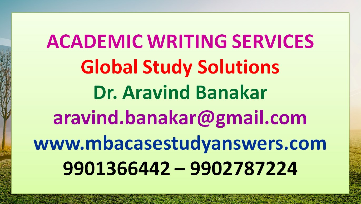 Answer Solution E Business System Marks 80 Case 1 Gm