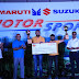 Subir Roy and Nirav Mehta win the Maruti Suzuki Backwaters Rally