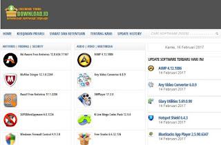 Situs Download Software Gratis Terbesar di Indonesia