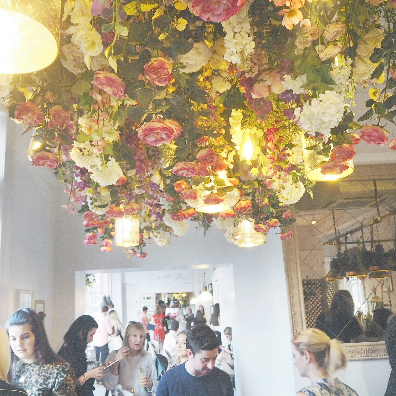 Flowery Fun at The Florist Liverpool | Food