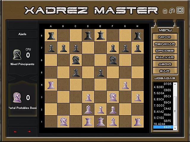 Xadrez Master Portable