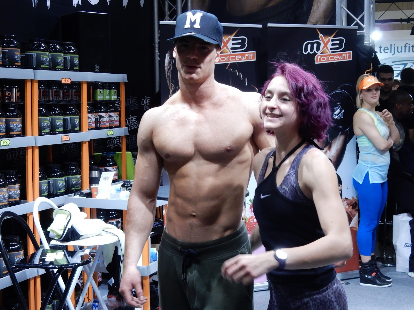 Salon Fitness Musculation Grégory Capra Au Salon Mondial Body Fitness 2016 Garde à