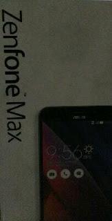 Spesifikasi Asus Zenfone Max