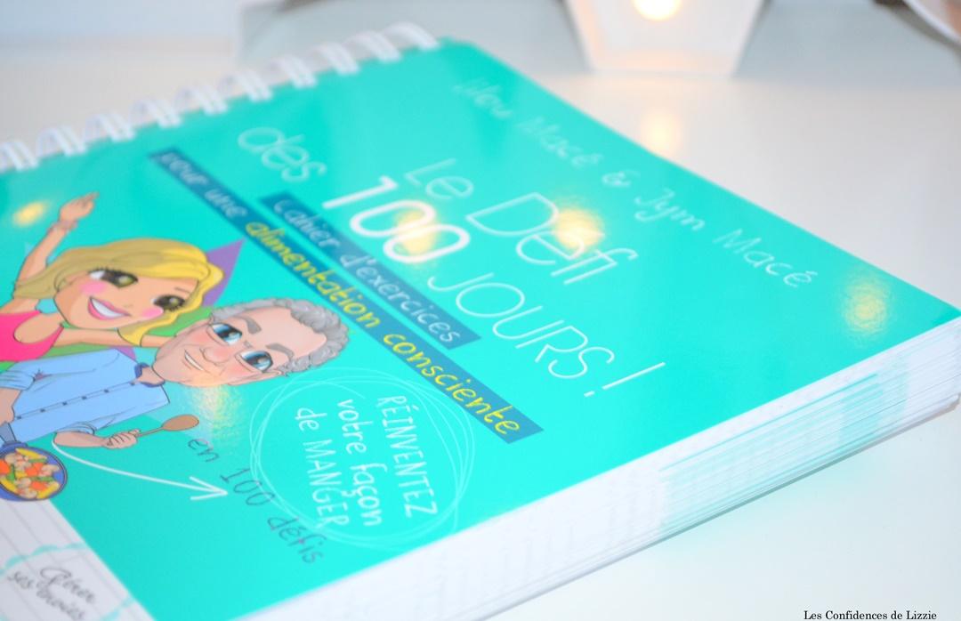 defi - 100 - jours - alimentation - consciente - lilou mace