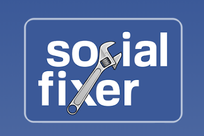 Cara Menyembunyikan Status Facebook Yang Tidak Diinginkan Dengan Social Fixer