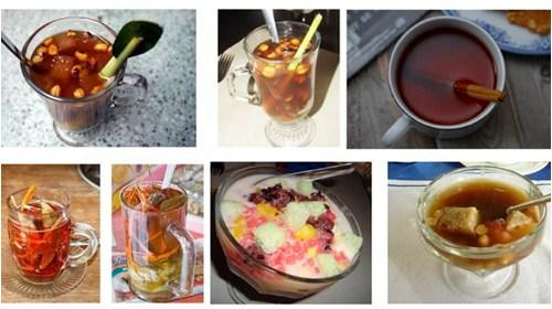 aneka resep minuman hangat tradisional