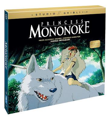 Princess Mononoke 1997 Blu Ray Collectors Edition