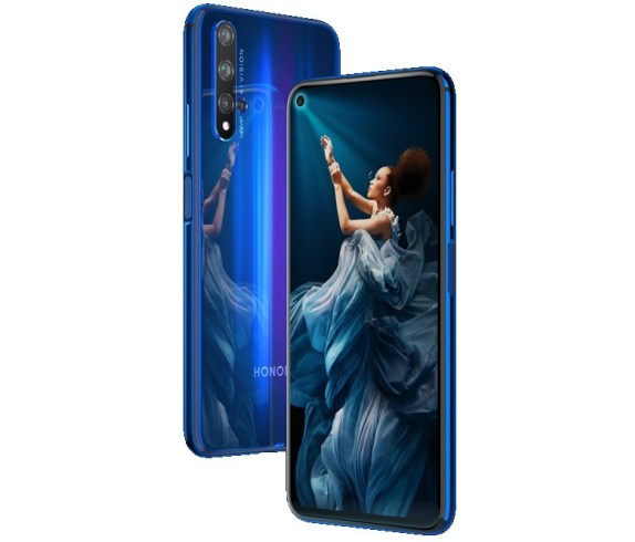 Honor 20 vs Honor 20 pro Features