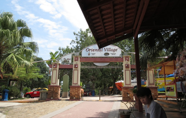 oriental village langkawi