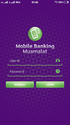 Lupa Password Mobile Banking Muamalat