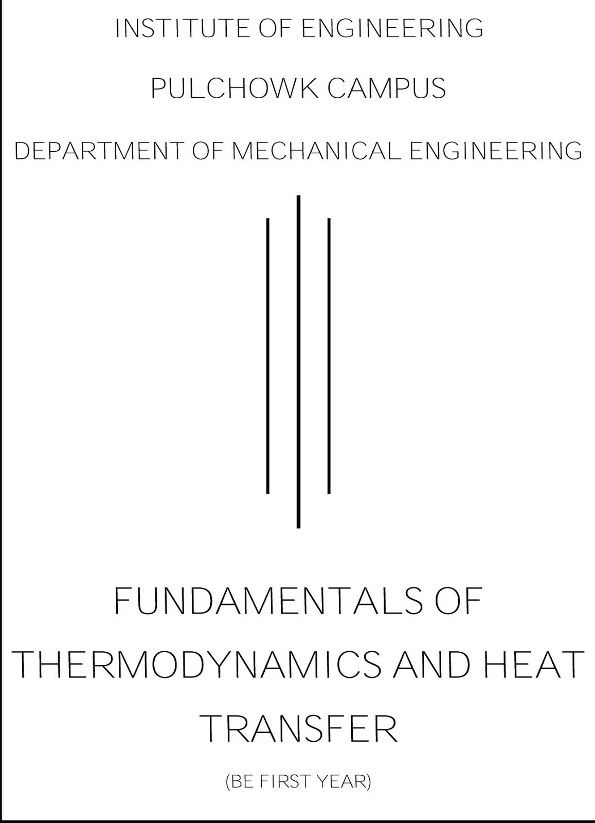 introduction to thermodynamics and heat transfer solution manual