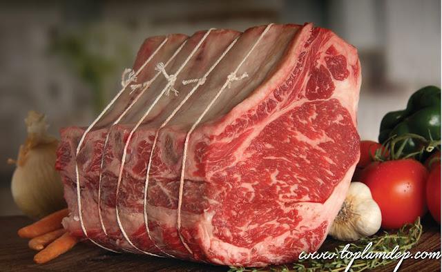 Thịt bò tốt cho cơ bắp dành cho người tập thể hình