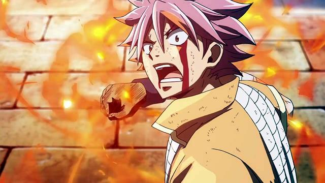 anime seperti dragon ball adalah fairy tail