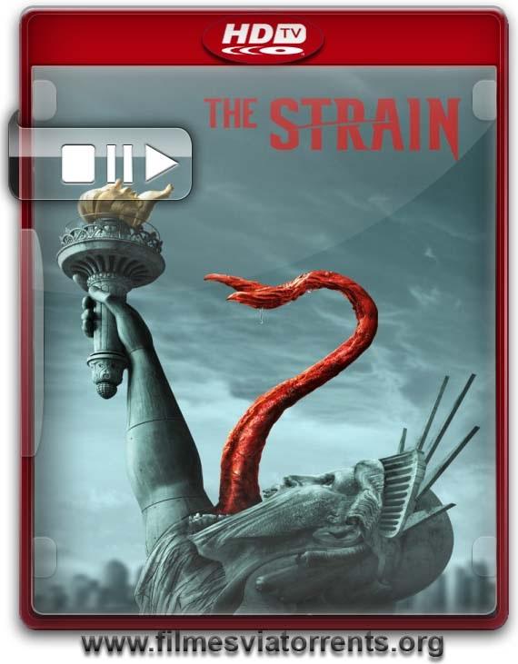 The Strain 3° Temporada