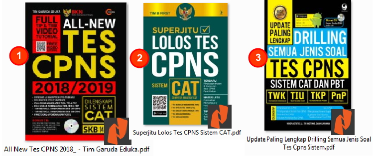 Download Ebook Soal Tes Cpns 2018 Best Seller Gratis
