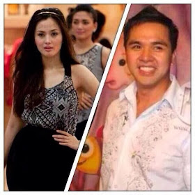 Denise Cornejo and Cedric Lee