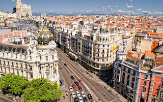 Sejarah dan Tokoh Islam Dari Madrid Spanyol