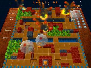 Game battle city