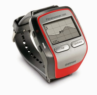 Garmin Forerunner 305 Manual