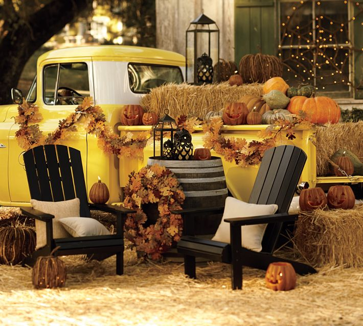 Fall Country Decorating Ideas: Charlotte NC Holiday Event Decorating Services- Redesign