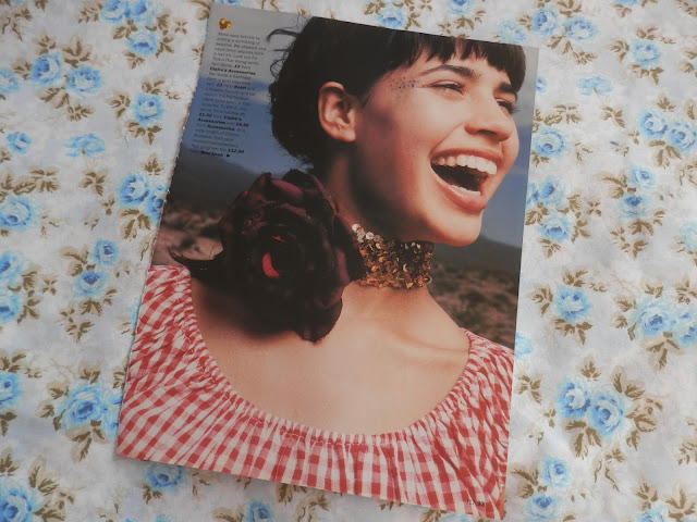 J-17 magazine, early noughties, retro fashion magazines. 1990s, 2000s fashion scans. secondhandsusie.blogspot.co.uk