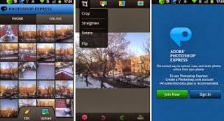 top aplicaciones gratuitas para android Photoshop