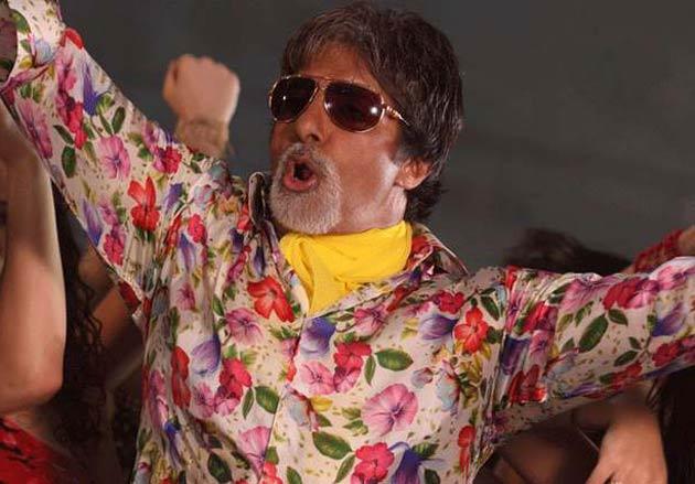 Next Super Star Amitabh Bachchan HD 1080p Images