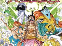 Portada del volumen 85 de One Piece - One Piece Volume 85 Cover